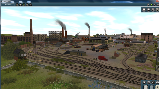 The Other Railway Main Yard Updated by AtheMighty