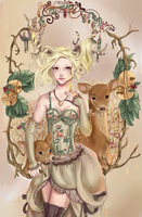 My Deer by dreaminginlove