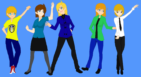 Yorkshire Quintet by G2Emily