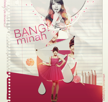 Bang minah by DelAbstyle