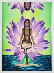 Lotus of creation by Astera-T