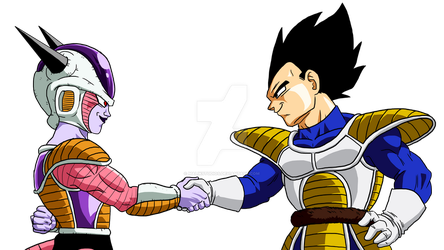 What If - Unholy Alliance by MalikStudios