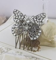 Bride of Marsilikos Hair Comb no. 1 by DesireeMorte
