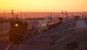 BNSF 4355 The Whole Train... by photogatlarge