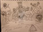 The Sinister 8 (Kingdom of Tyrants) by StantheSpider