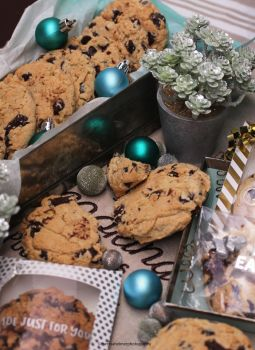 Best Ever Chocolate Chip Pudding Cookies by theresahelmer