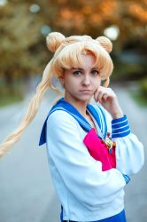 Usagi Tsukino - Sailor Moon 6 by Cheza-Flower