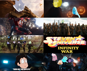 STEVEN UNIVERSE INFINITY WARS by Prince-riley