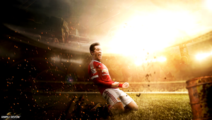 Ander Herrera Wallpaper 2016 by workoutf