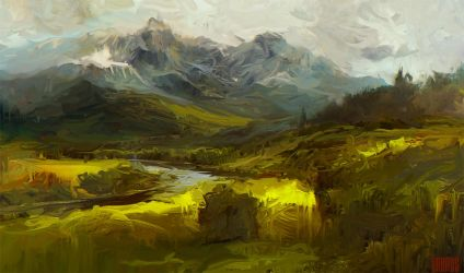 Speedpainting 56 by RHADS