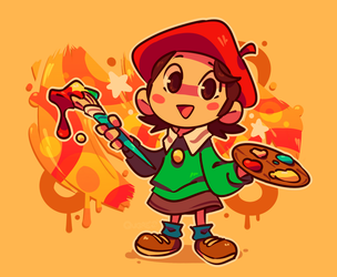 Adeleine by Ionic-Isaac