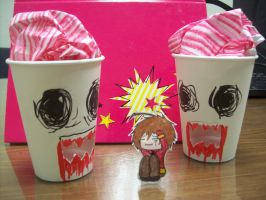 Attack of the ZOMBIE CUPS by psycho-gummybearz