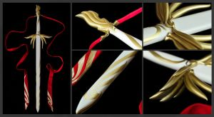 Syaoran's Sword by Vilya0