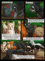 Warriors: Blood and Water - Page 16 by KelpyART