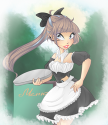 Beautiful Maid by Vaioletta