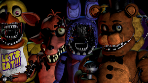The Withered Gang by EndyArts