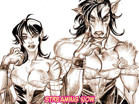 Streaming now by Jebriodo