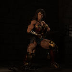Wonder Woman by Crypt567
