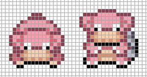 Mini: Slowpoke, Slowbro