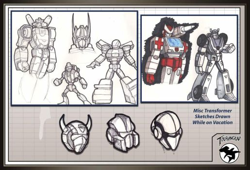 Transformers Sketches 3.20 by stourangeau