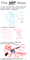 CHATOT IS A MAN.