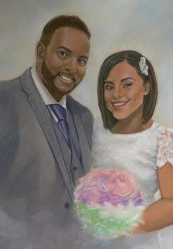 Wedding Commission by SChappell