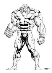 New Proportions Lesson Preview - BRUTE by ClaytonBarton