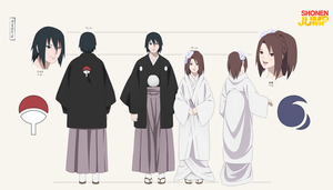 Wedding reference Sasuke and Yumi by Yumi-Ho