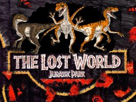 The Lost World: Jurassic Park by TrefRex