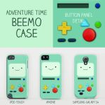 Adventure Time Beemo Case! by behindinfinity