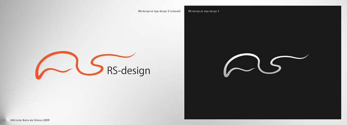 RS-design.sk 3rd logo by Silence-sk
