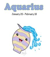Aquarius by Daryl-the-cartoonist