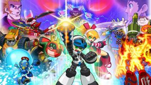 Mighty No 9 review by Fu-reiji