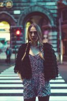 And suddenly it's evening XXI by Michela-Riva