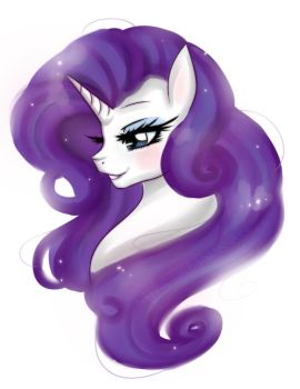 Rarity by Soul-Soar