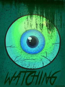 SepticEye Sam is Watching by KrazyKari