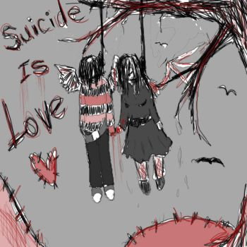 Suicide Is Love by SuicideStephenie