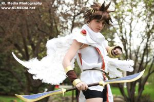 Kid Icarus by misfitghost