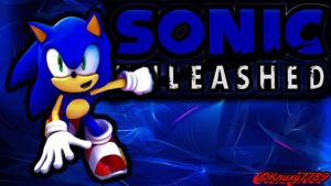 Sonic Unleashed - Day Sonic - Desktop Wallpaper by Knuxy7789
