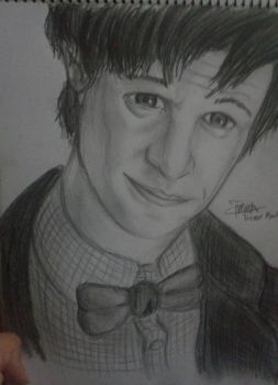 The 11th Doctor by Tr3bor122