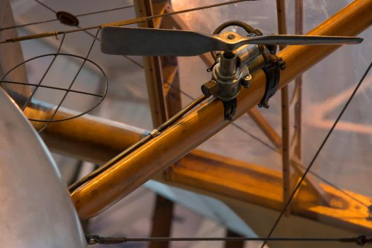 Sopwith Pup by Daniel-Wales-Images