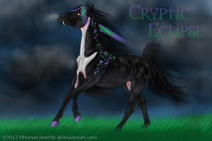 N1083 Cryptic Eclipse by HHorseLover96