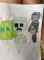 Kawaii minecraft 3 by LaylaKawaiiAnime115