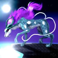 'Detailed Suicune' by Jade-Viper