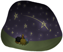 stars by Fuzzlespup
