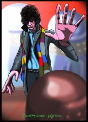 Doctor Who by tenseone