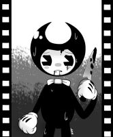 Bendy and the Ink Machine Fanart by nemkarugi