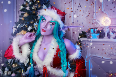 Merry Christmas and Happy New Year! by Narga-Lifestream