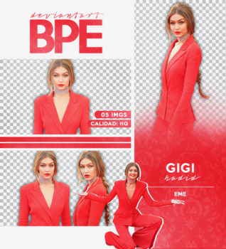 Pack Png 2481 - Gigi Hadid by southsidepngs