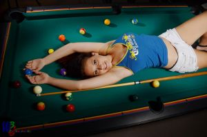 Rack Em Up by wbgphotography